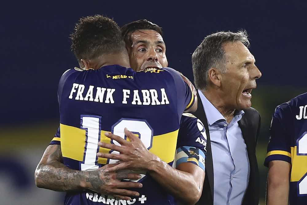 Big Week For Boca Juniors In Libertadores Semi And Copa Maradona Final