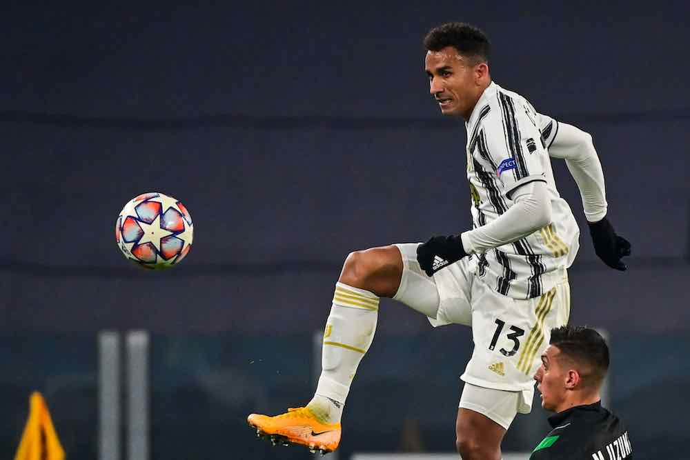 Danilo Juventus 2020
