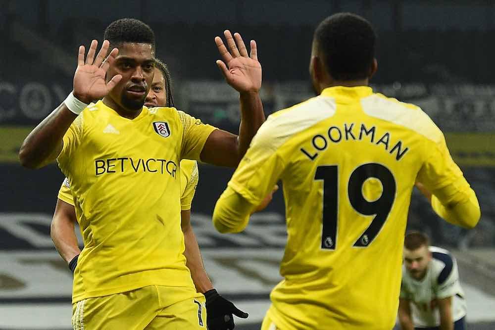 Ivan Cavaleiro Ademola Lookman Fulham