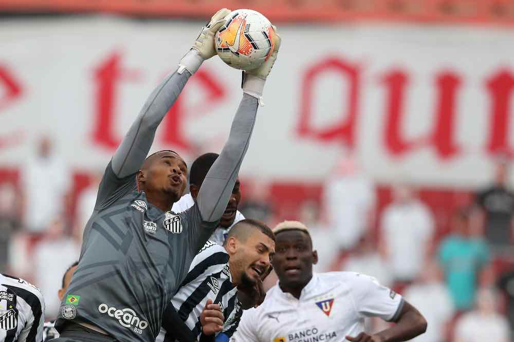 Santos Goalkeeper John On His Rise To The First Team And Becoming No. 1