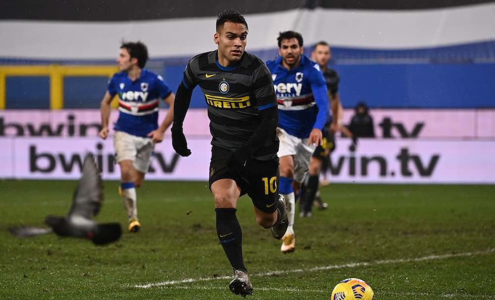 Inter's Chance To Top Serie A Flies Away With The Pigeons In Genoa