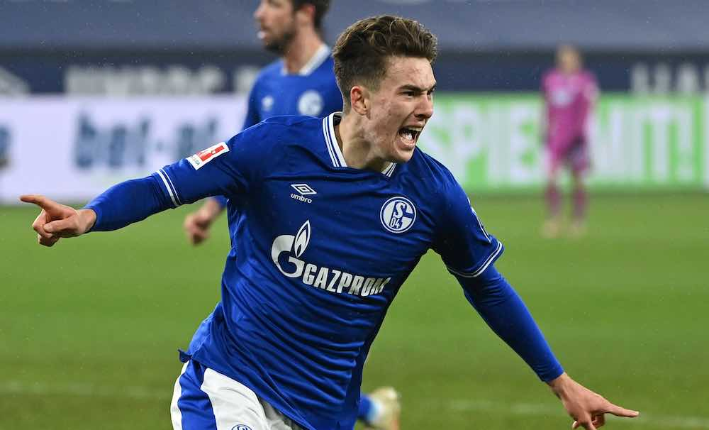Hoppe Of The States Stars For Schalke During Historic Bundesliga Weekend