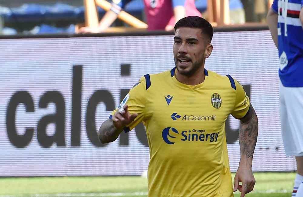 Mattia Zaccagni: The Spark Behind Hellas Verona's Success