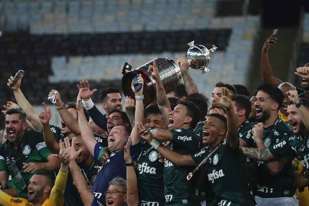 Late Breno Lopes Goal Gives Palmeiras Dramatic Copa Libertadores Win