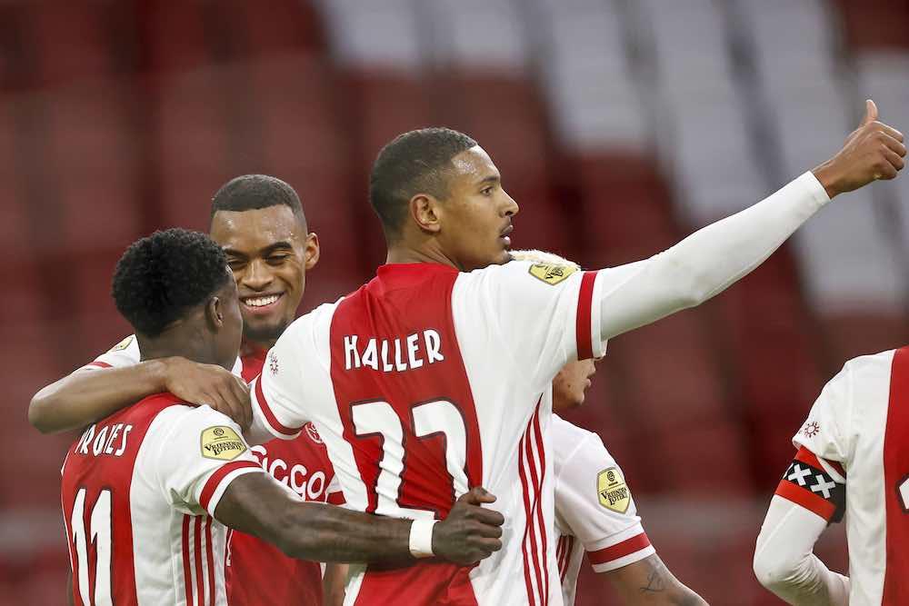 Marc Overmars Outlines 'Dream Scenario' For Sebastien Haller Resurgence At Ajax