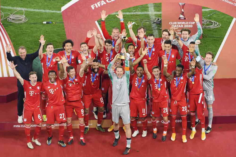 Bayern Secure Club World Cup To Make It Six Trophies Under Flick