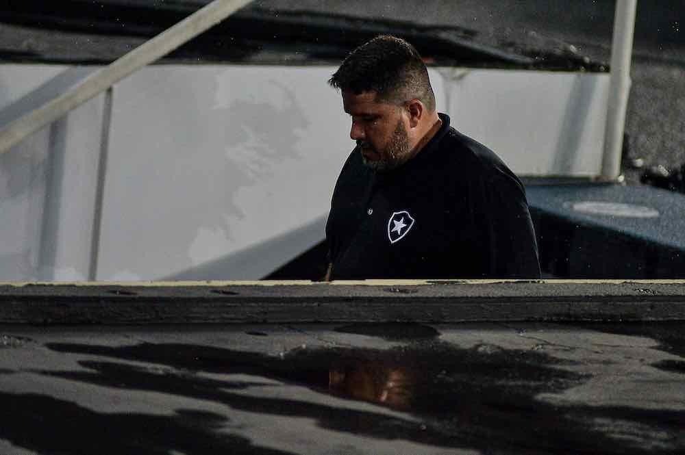 Eduardo Barroca Botafogo