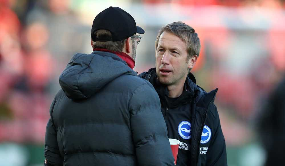 Liverpool's Title Defence Failing As Brighton Come Good