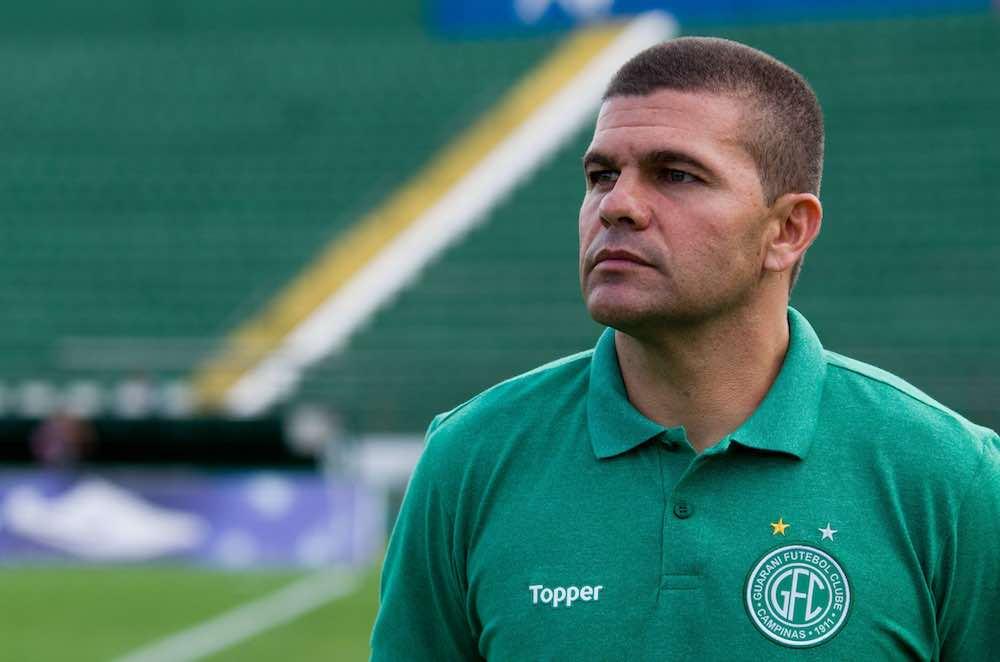 Chapecoense manager Umberto Louzer