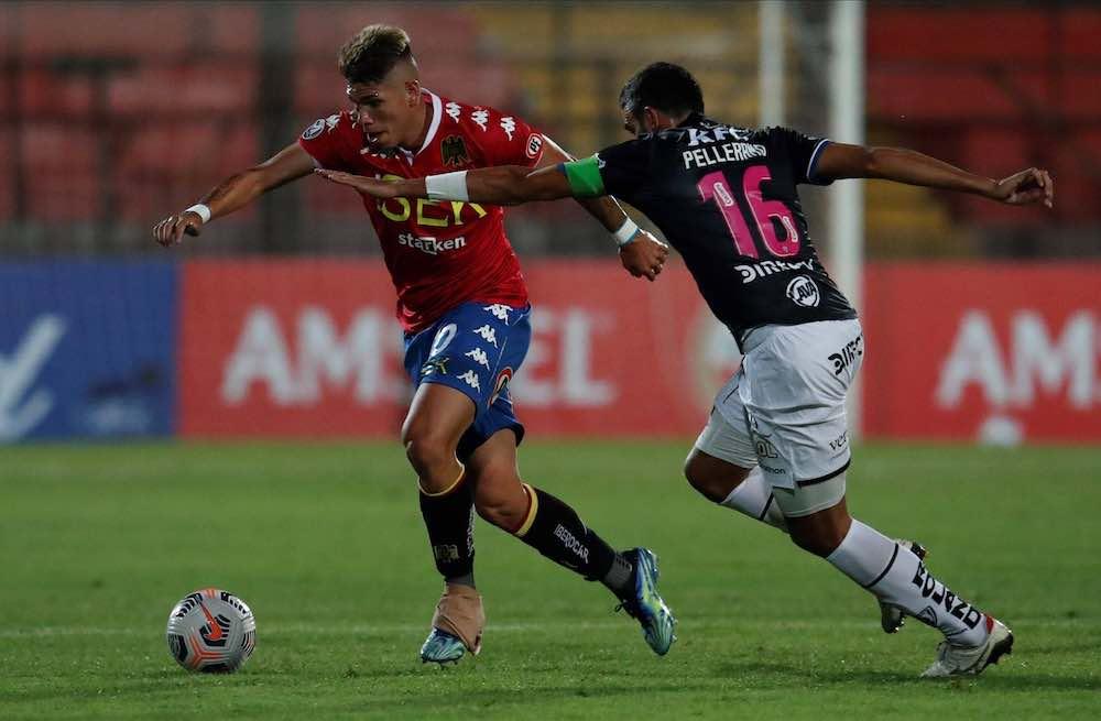 Carlos Palacios Attracts Attention As Unión Española Gain Early Advantage vs Independiente del Valle