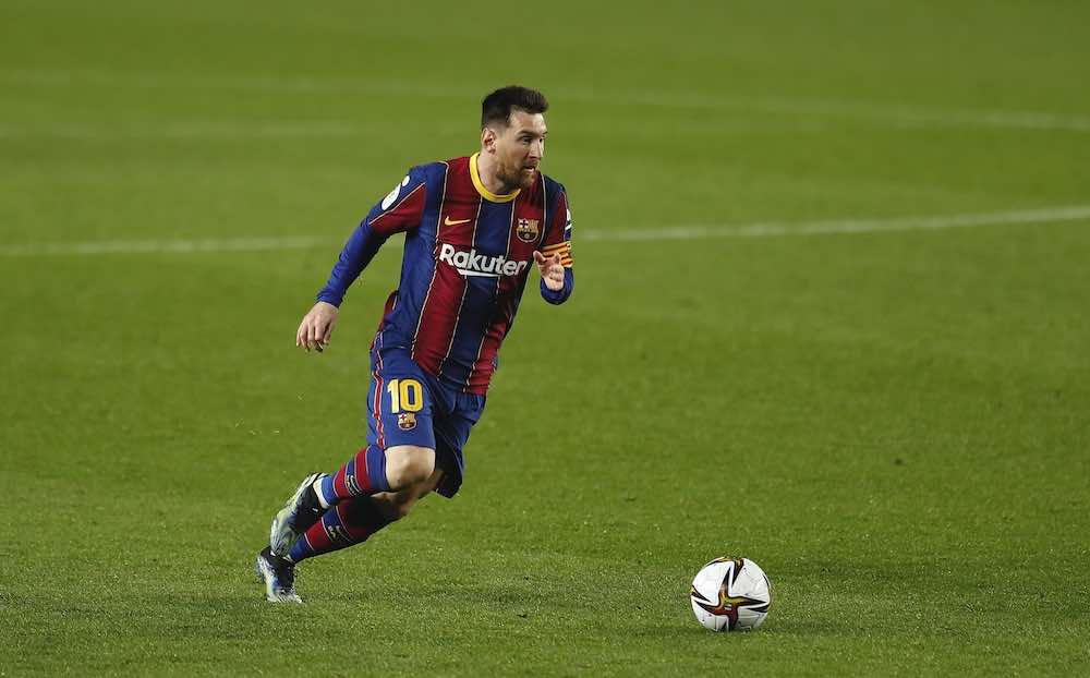 Drama For Messi And Barcelona In Copa Del Rey Semi-Final Victory