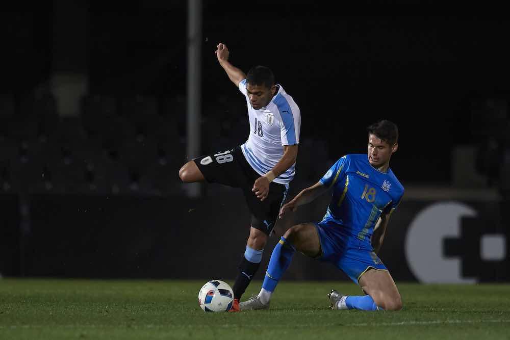 Brian Ocampo Nacional Uruguay