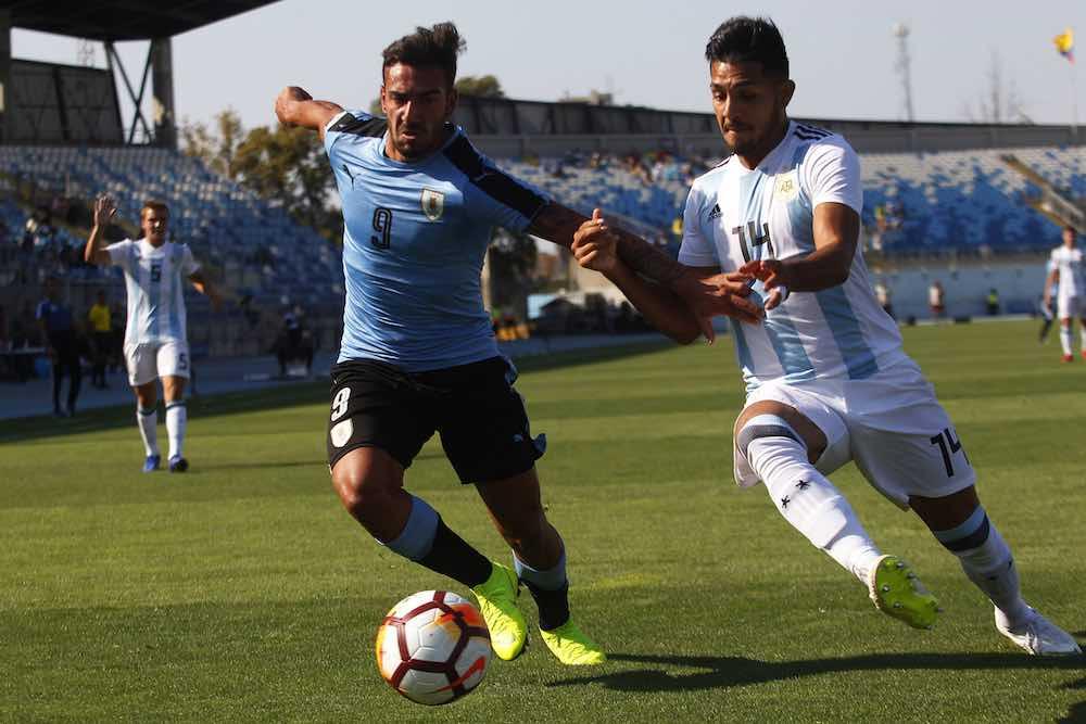 Facundo Batista Uruguay u20