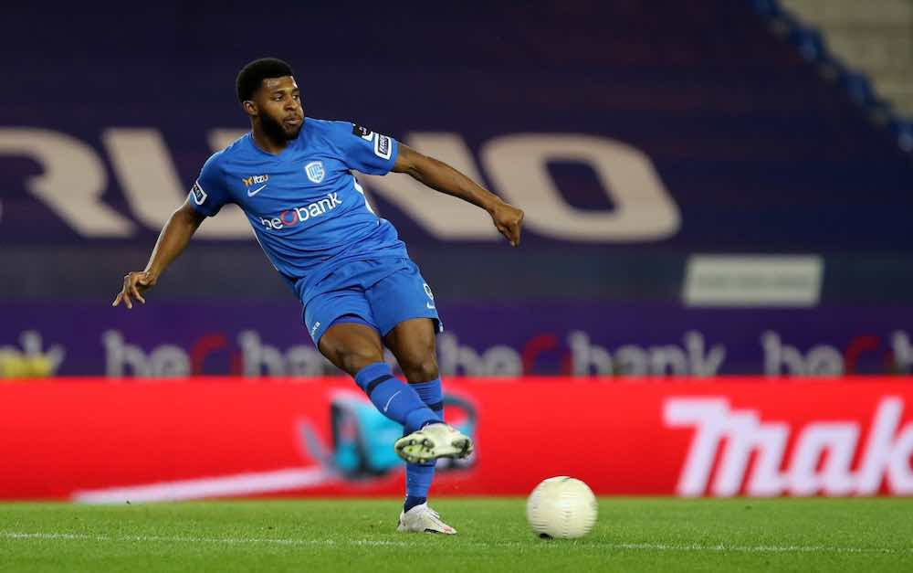 Could Mark McKenzie Follow Kalidou Koulibaly's Footsteps At Genk?