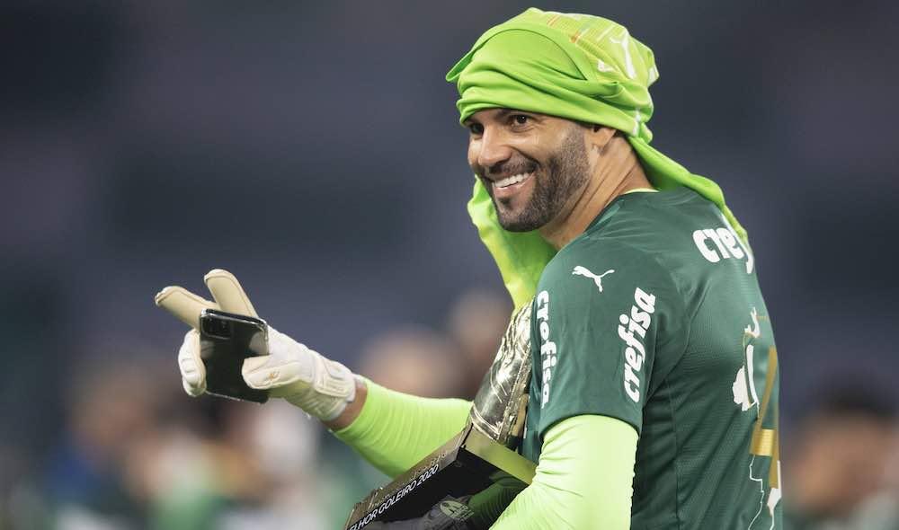 Palmeiras Hero Weverton On 2020 Triple Crown And Representing Brazil