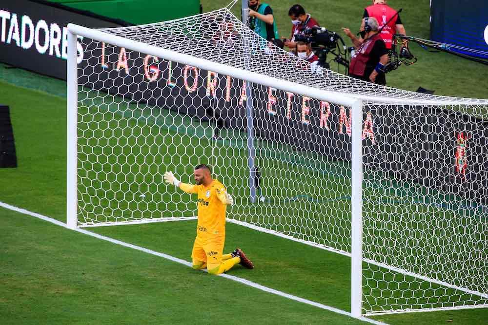 Weverton Palmeiras Copa Libertadores