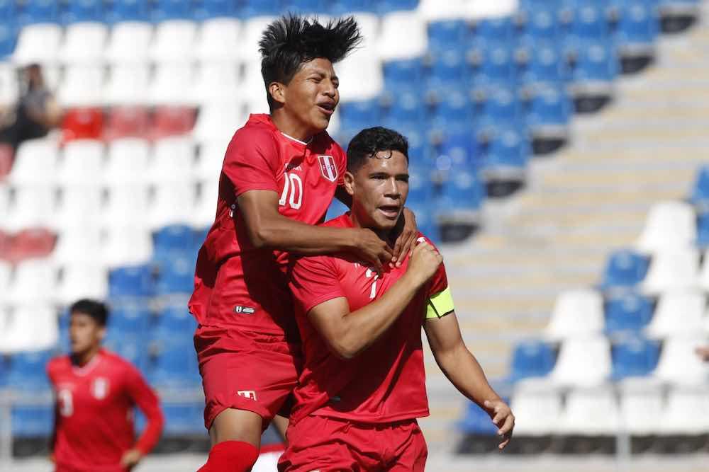 Yuriel Celi Peru U17