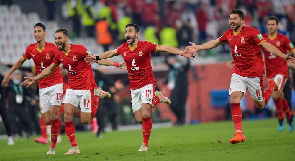 Al Ahly club world cup 2020