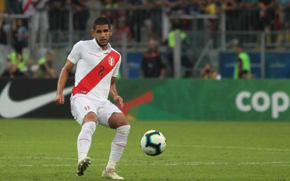 Celta Set Sights On Peru Centre Back Luis Abram