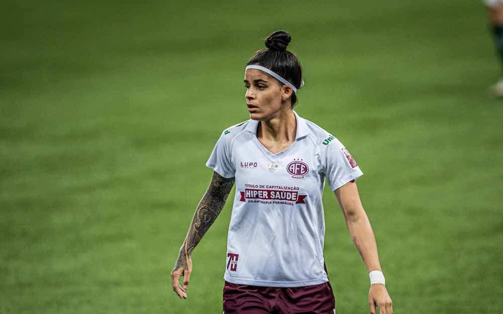 'It's The Title Every Player Dreams Of' – Patricia Sochor On Libertadores Glory With Ferroviária