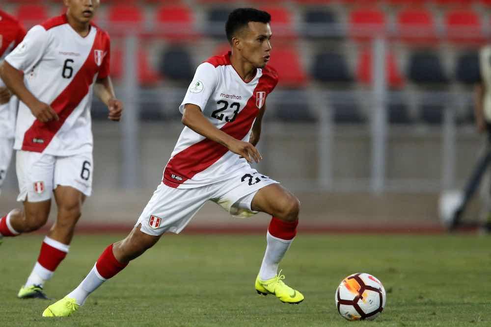 Walter Tandazo Peru U20
