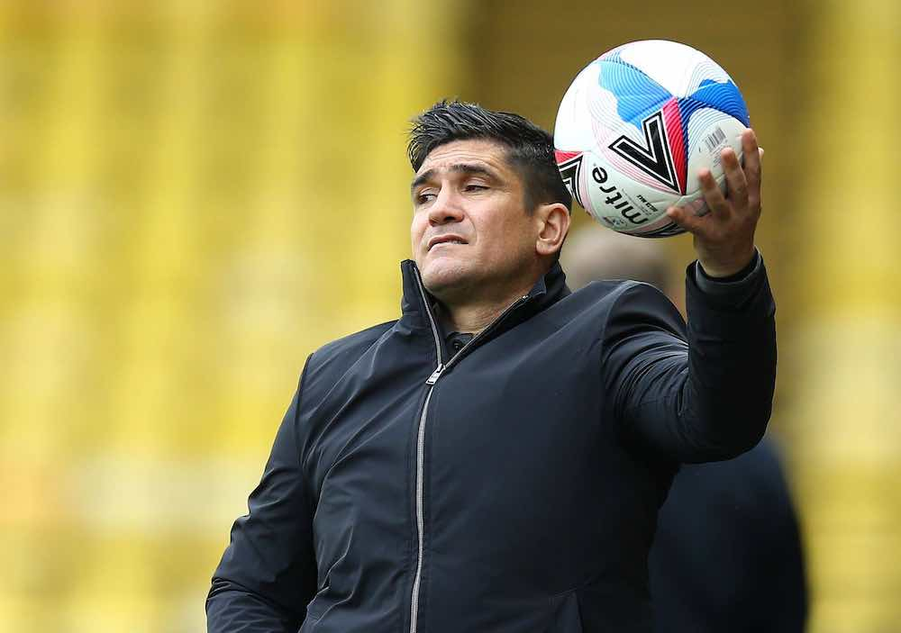 Xisco Faces The Biggest Challenge Of His Fledgling Managerial Career At Watford
