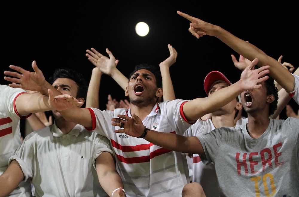 Zamalek Fans Egypt