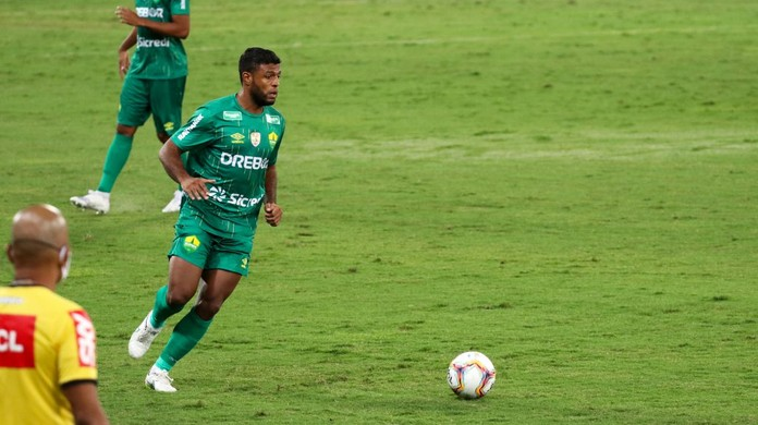 Cuiabá Midfielder Auremir On The Club's Journey To Uncharted Territory