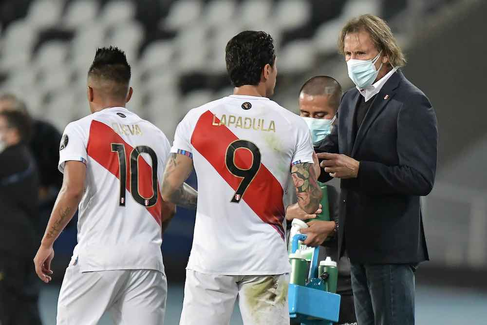 Peru's Evolving Squad Look To Move On From Brazil Defeat