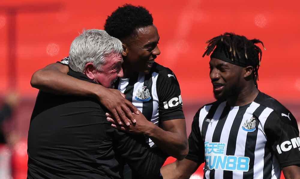 Joe Willock Or Steve Bruce: Who Really Saved Newcastle's 2020-21 Season?