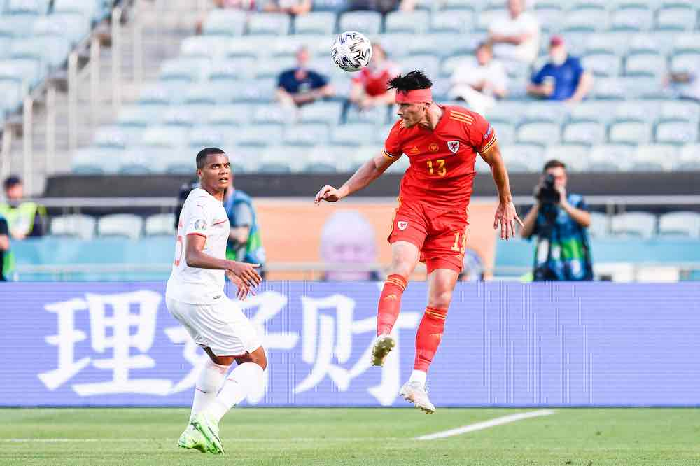 Kieffer Moore Goal Rescues A Point For Wales v Switzerland