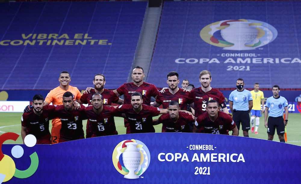 Adrián Martínez – Venezuelan Second Tier To Copa América In 3 Years