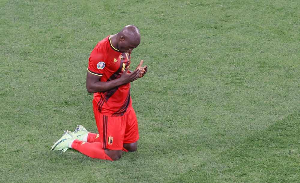 Euro 2020: Romelu Lukaku's Goals Of Hope And Defiance In Saint Petersburg