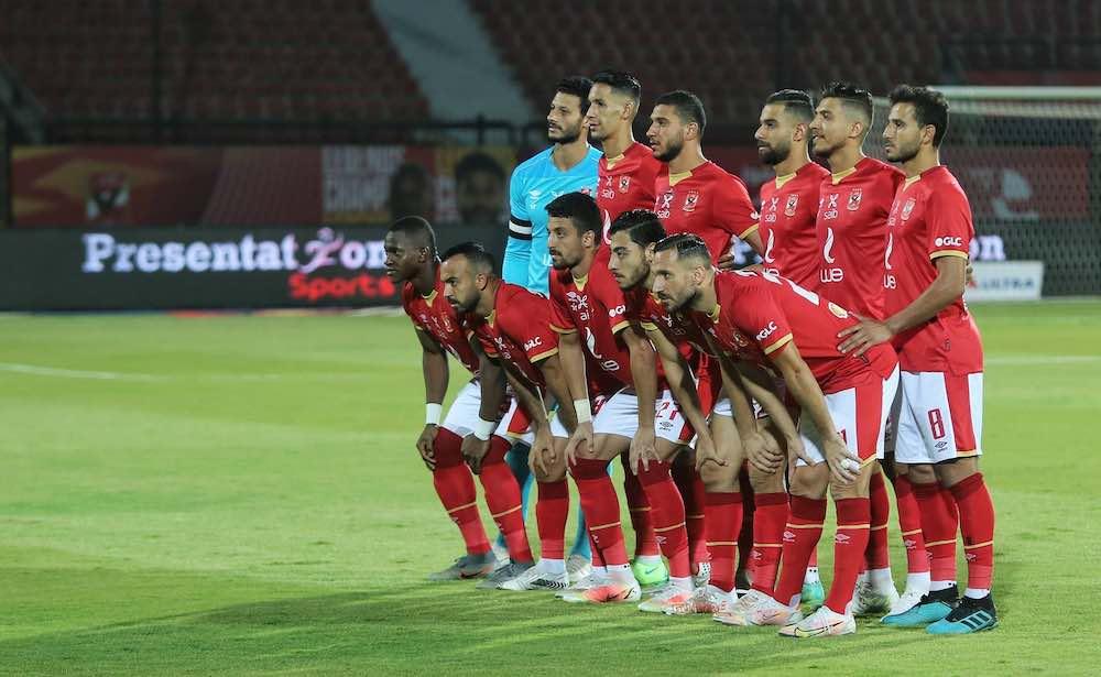 Al Ahly Team Photo 2021