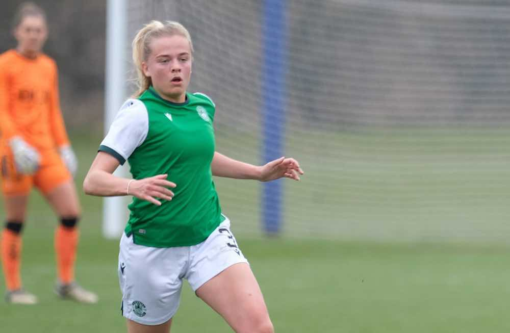 Amy Muir: From Inverclyde To Hibernian And The Scotland National Team