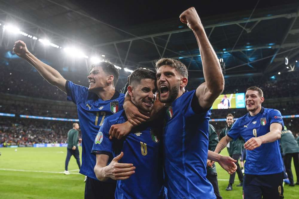 Italy: One Of England's Favourite Football Nations Stops By For Apt Euro 2020 Final