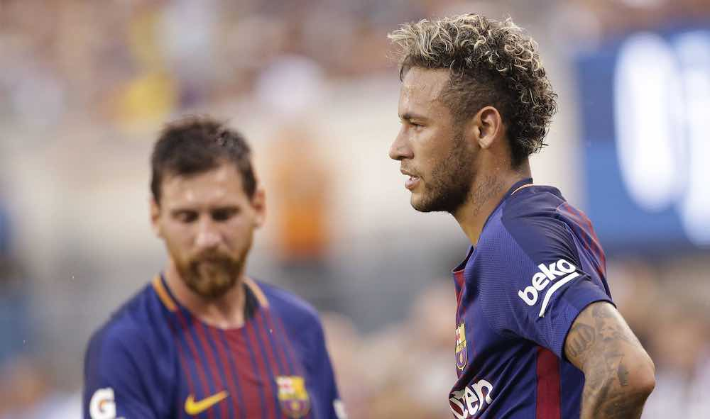 Lionel Messi And Neymar On A Copa America Collision Course