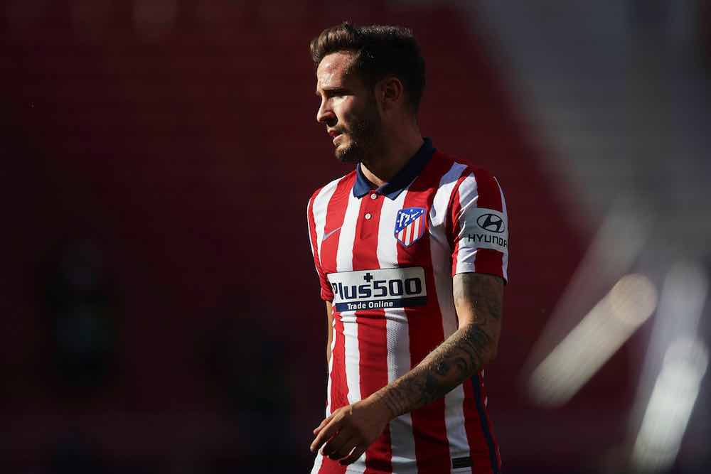 Could Saul Be Set To Swap Madrid For Merseyside?