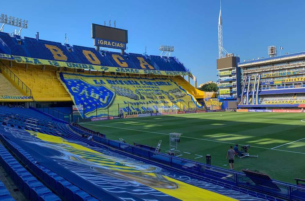 A New Era Begins At Boca Juniors