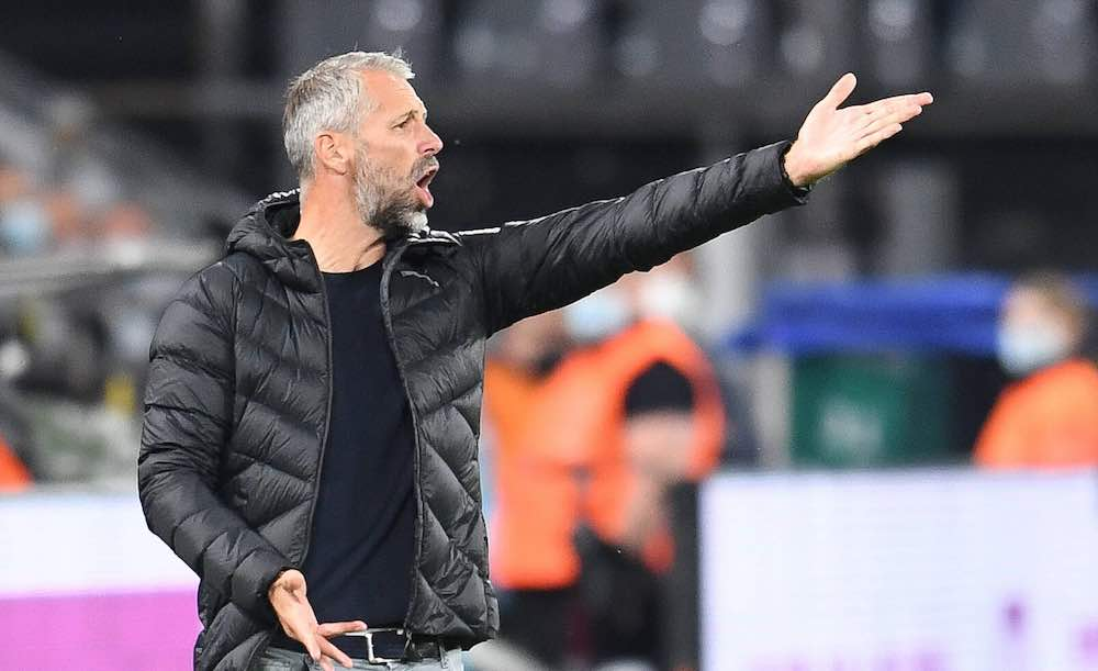 Marco Rose Dortmund manager